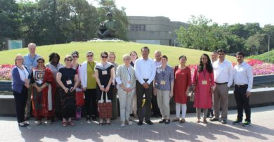 Visit of Fulbright-Nehru Delegates from the US Universities to Nirma University