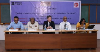 National Seminar on 'Quality Initiatives: Gateways and Pathways to Institutional Excellence'